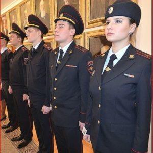Форма полиции, росгвардии